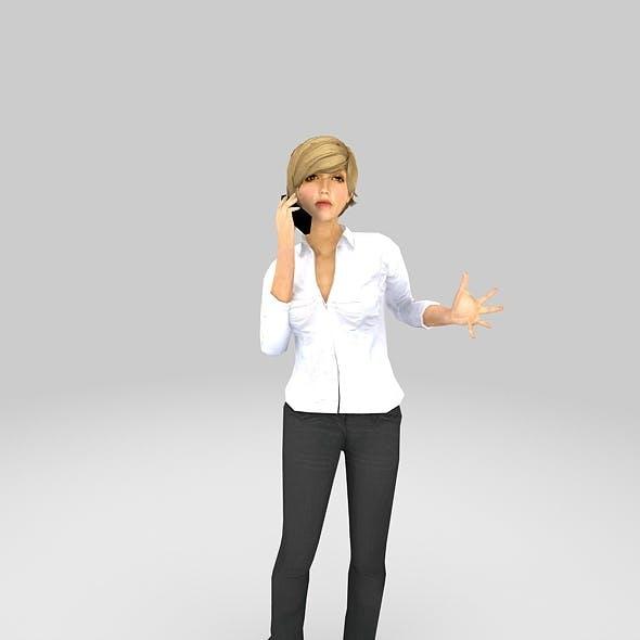 Speak On The Phone