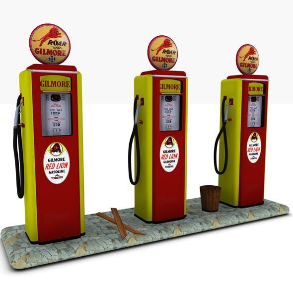 Gas Pump Gilmore
