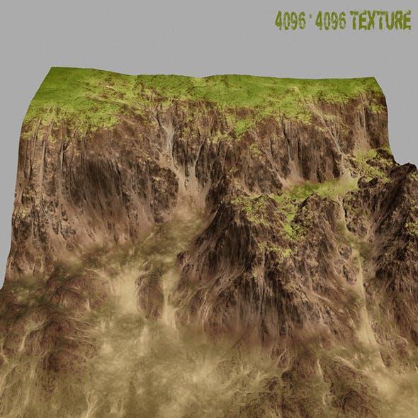 Terrain 1 - 3DOcean Item for Sale