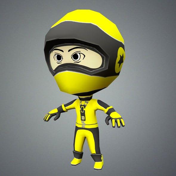 Rider Character 2