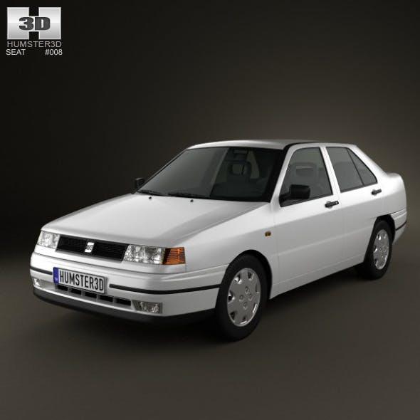 Seat Toledo Mk1 1993 - 3DOcean Item for Sale