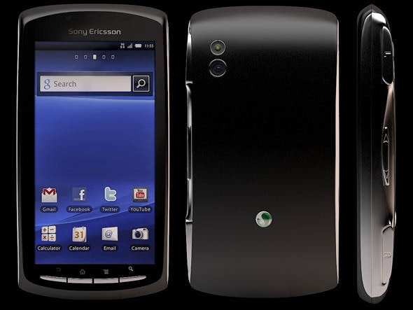 Sony Ericsson XPeria Play - 3DOcean Item for Sale