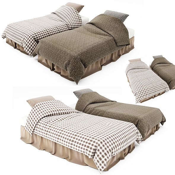 Bed collecton 45