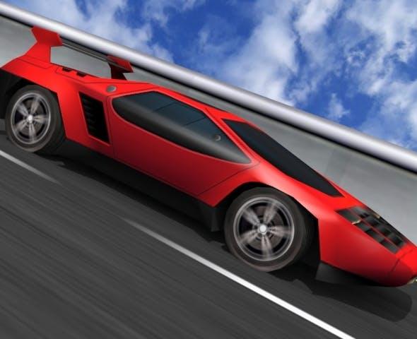 Vector W2 - 3DOcean Item for Sale