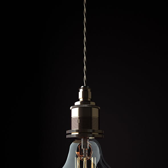 Edison Light Bolb