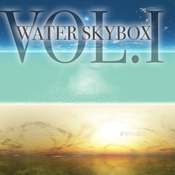 Water Skybox Pack Vol.I
