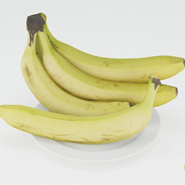 Bananas 3D Model