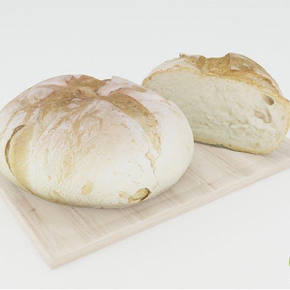 Breads 3D Model