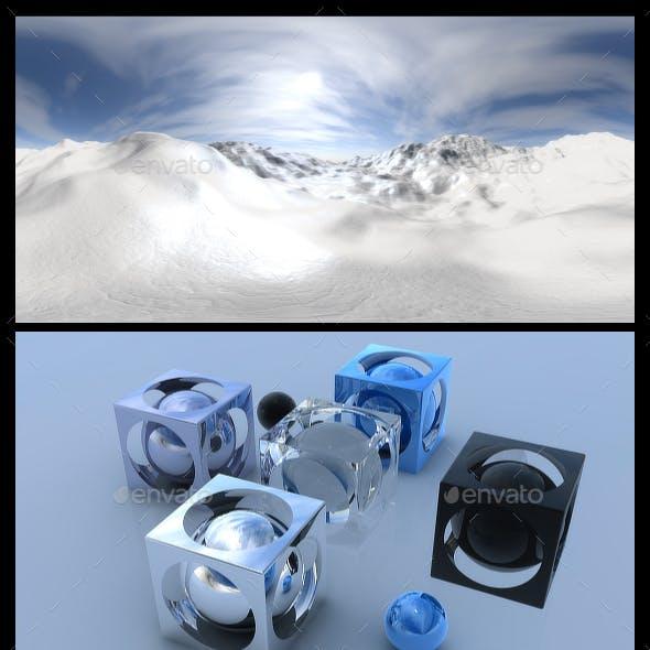Snow 2 - HDRI