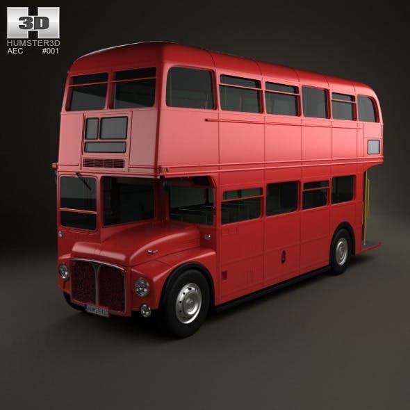 AEC Routemaster RM 1954