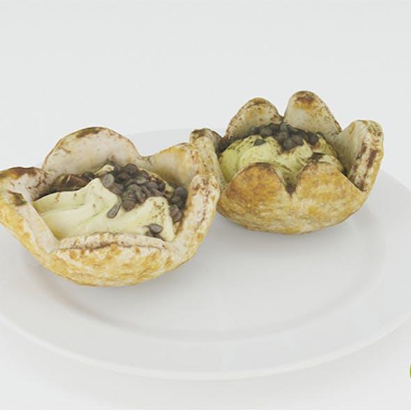 Desserts 3D Model