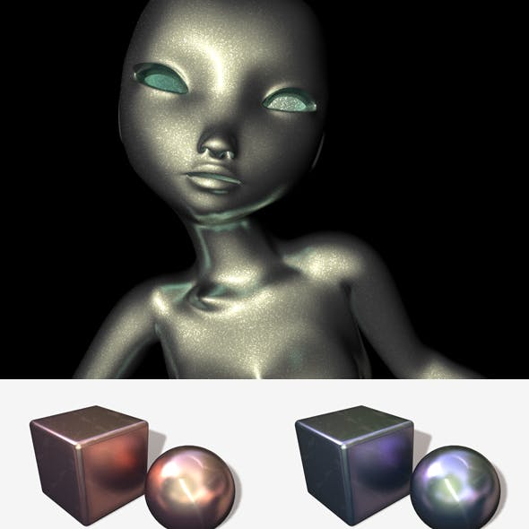 4 Alien Metals