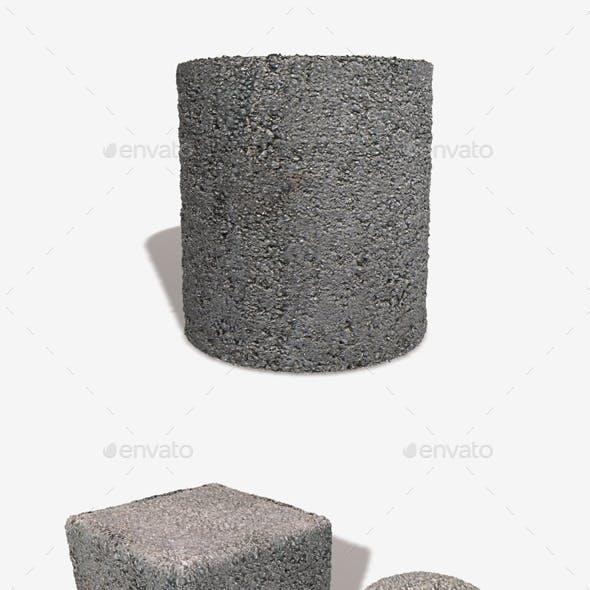 Cement Seamless Texture