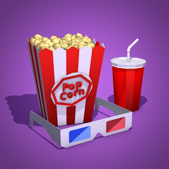Low Poly Cinema