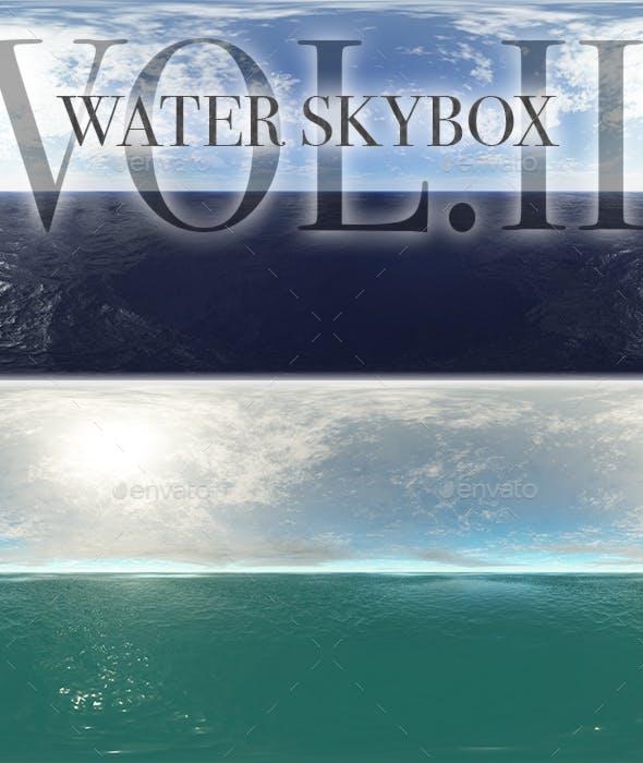 Water Skybox Pack Vol.II - 3DOcean Item for Sale