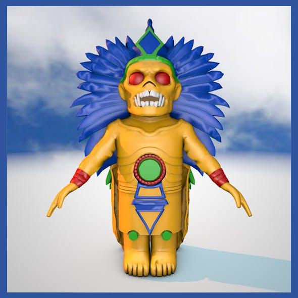 Inca God