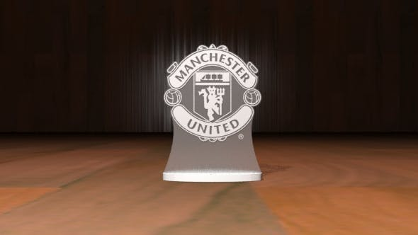 Manchester United Trophy - 3DOcean Item for Sale