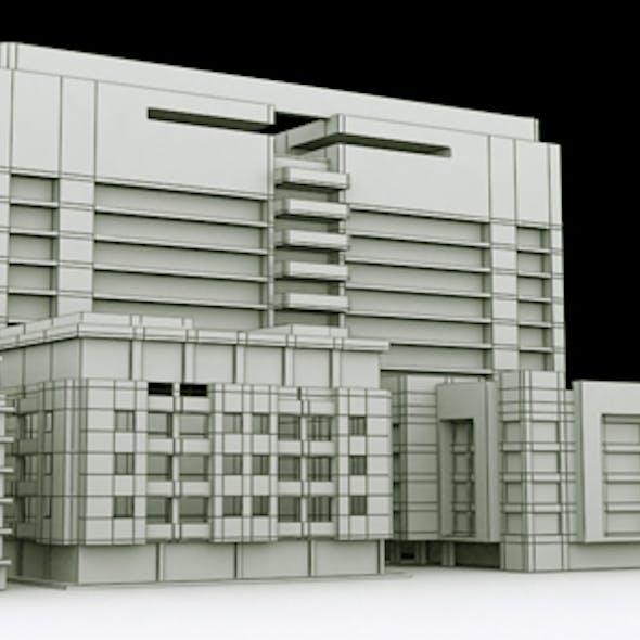Building Assets Model