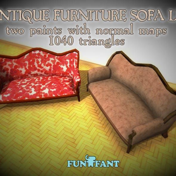 Antique Furniture - Sofa LP