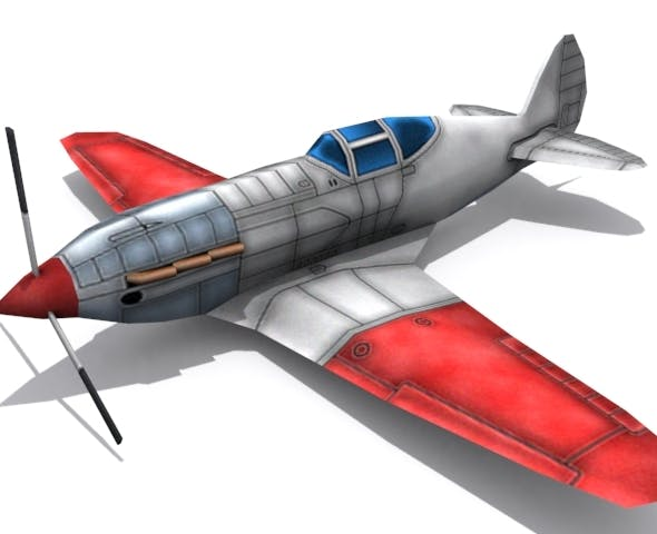 Mikoyan Gurevich MiG-3 - 3DOcean Item for Sale