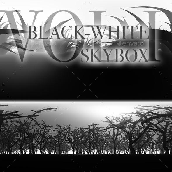 Black-White Skybox Pack Vol.I