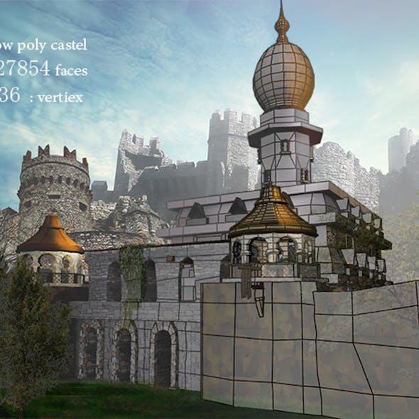Low Poly Castel