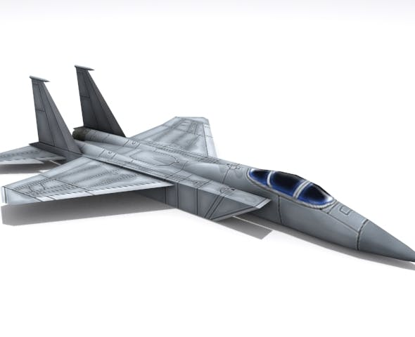 F-15 Eagle - 3DOcean Item for Sale