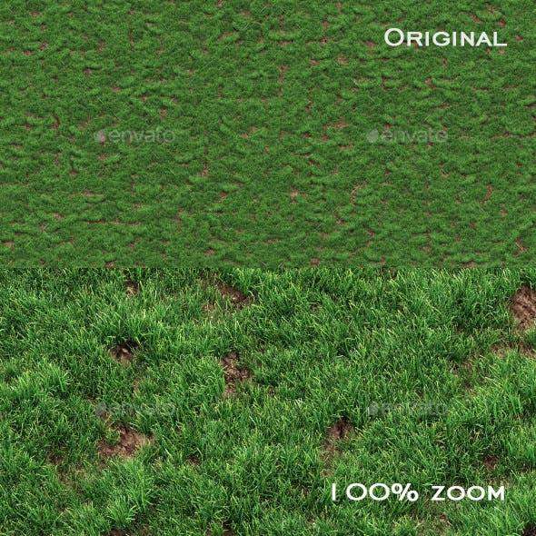 Grass seamless texture for CG