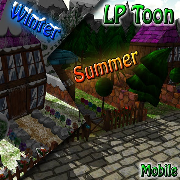 LP Toon Winter Summer
