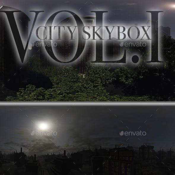 City Skybox Pack Vol.I