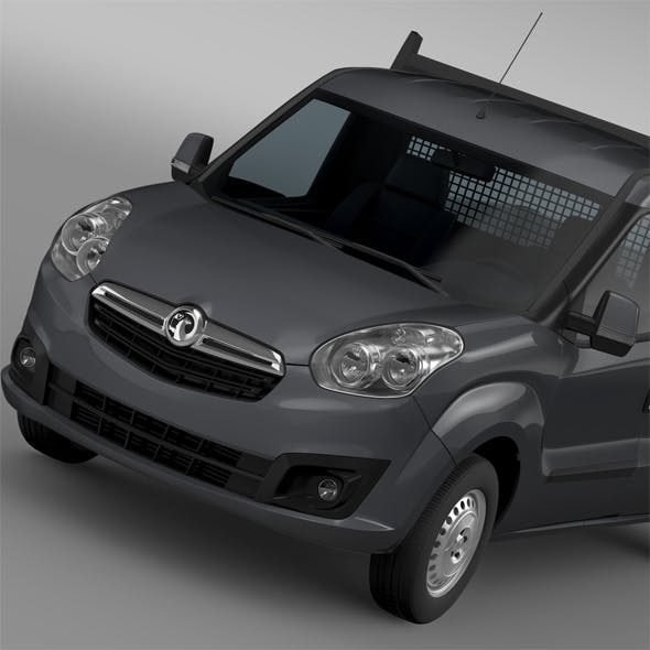 Vauxhall Combo Tipper 2015