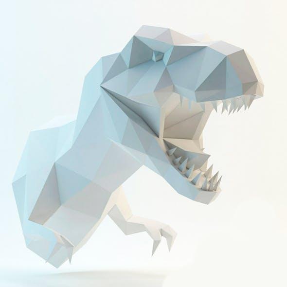 Dinosaur Lowpoly
