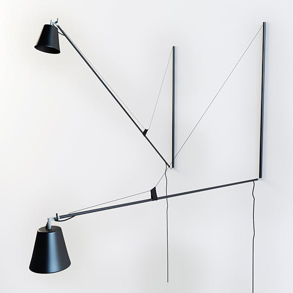 Hallo Black Light by 45 kilo - 3DOcean Item for Sale