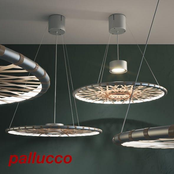 Pallucco lamp - Tape 800