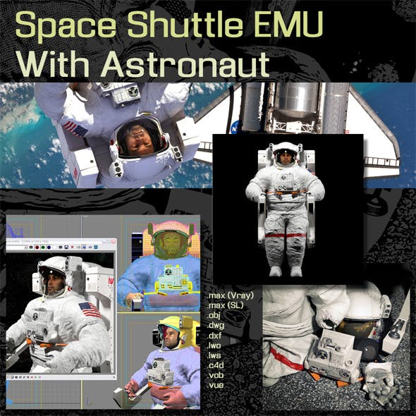 Space Shuttle EMU