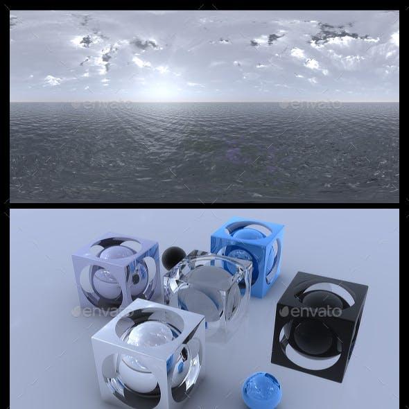 Ocean Grey 2 - HDRI