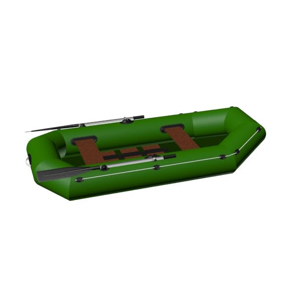 Inflatable boat - 3DOcean Item for Sale