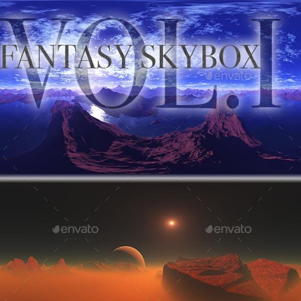 Fantasy Skybox Pack Vol.I