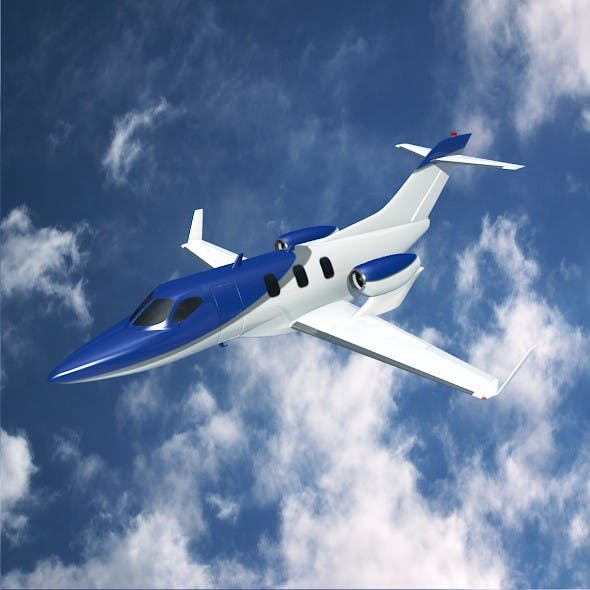 Honda jet concept private jet