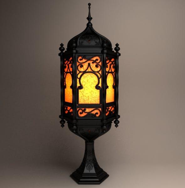 ramadan Lantern 3 - 3DOcean Item for Sale
