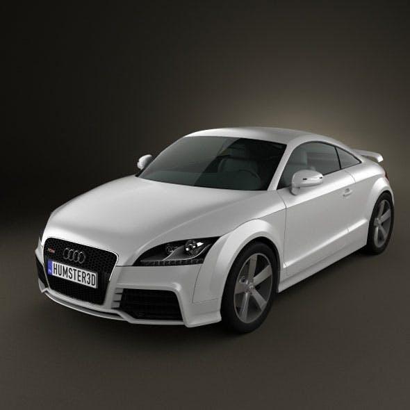 Audi TT RS - 3DOcean Item for Sale