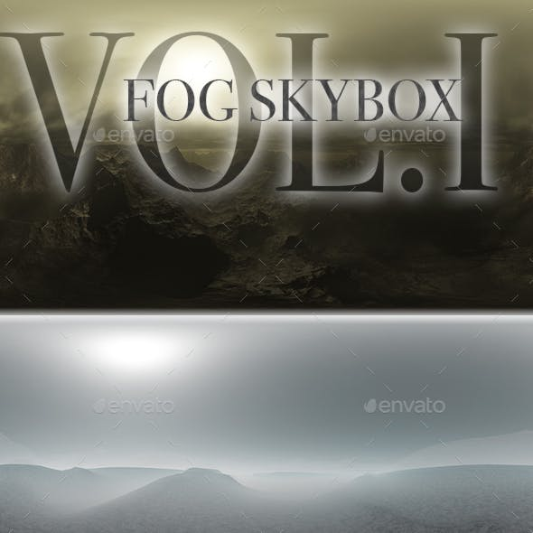 Fog Skybox Pack Vol.I