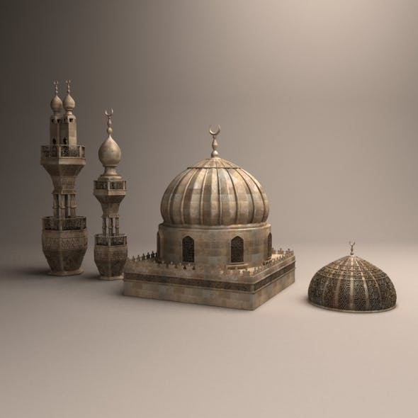 Mosque items