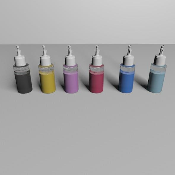 Epson Ogirinal Ink Replica