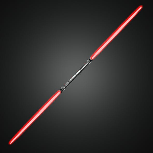 Darth Maul's lightsaber (Star Wars)