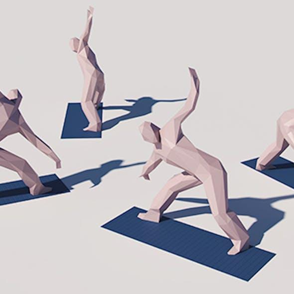 Yoga man 002