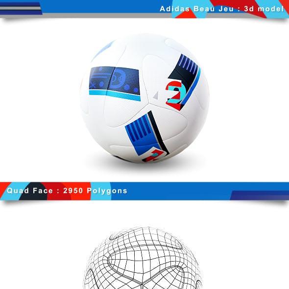 Euro 2016 Soccer Ball | Beaujeu