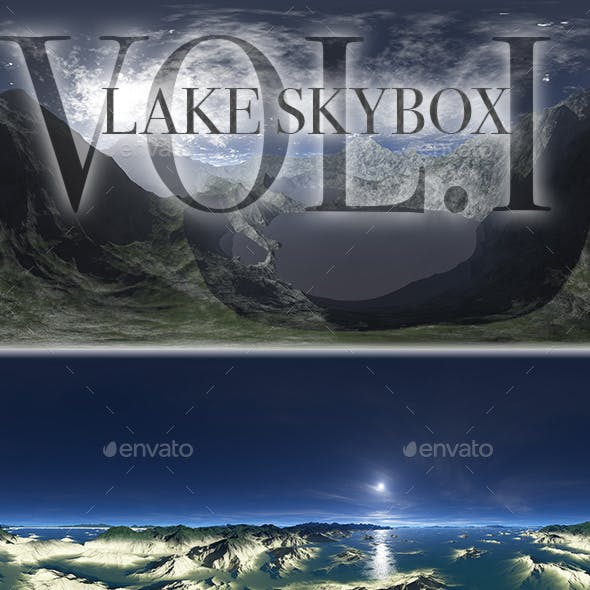 Lake Skybox Pack Vol.I