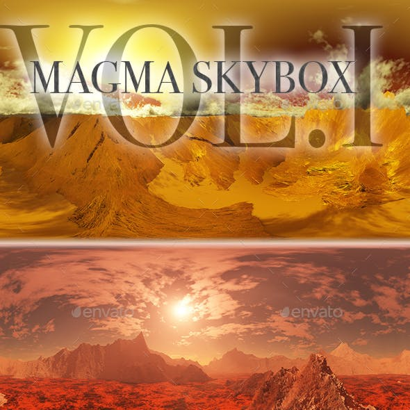 Magma Skybox Pack Vol.I
