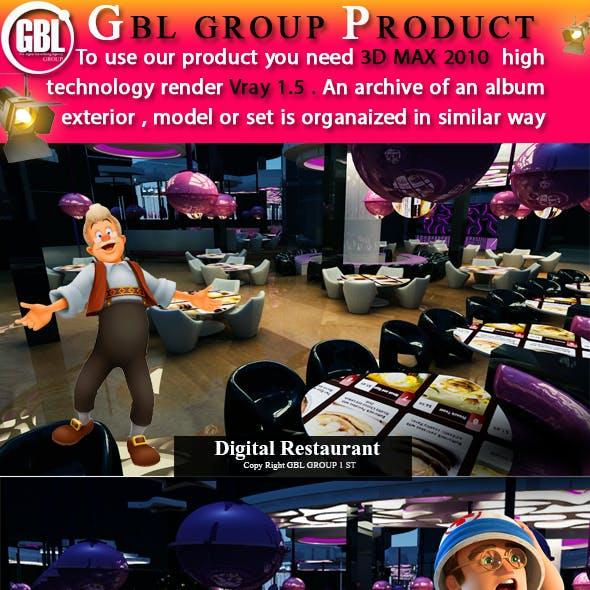 Surprise Digital Signage Restaurant here